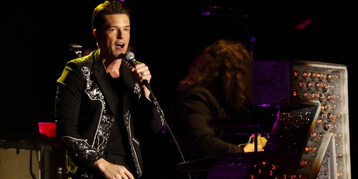 The Killers versionan 'Wonderwall' de Oasis