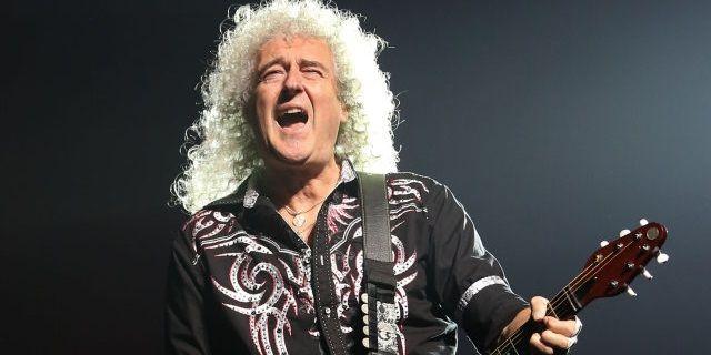 Brian May contesta a la nota de un admirador por Instagram