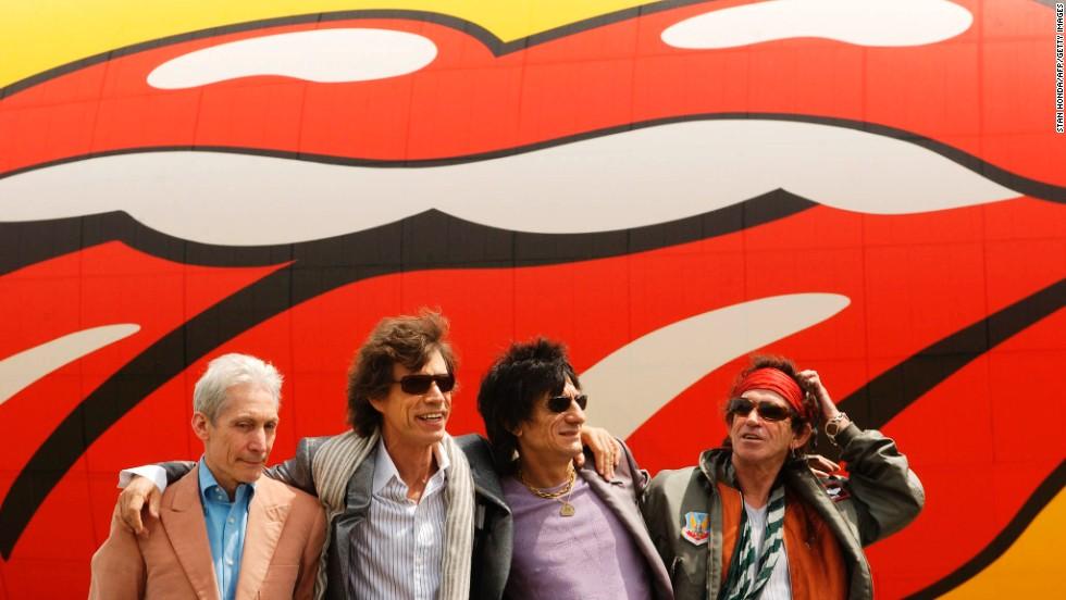 ¿Cuál es la historia que hay detrás del logo de los Rolling Stones?