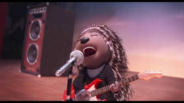 La Película ¡Canta! Pone A Cantar A Todo Hollywood